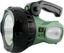 LED wiederaufladbare Lampe LED/1W grün