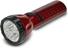 LED wiederaufladbare Taschenlampe 9xLED/4V