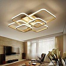 LED Wohnzimmerlampe Deckenleuchte Dimmbar Modern