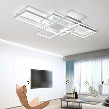 LED Wohnzimmerlampe Modern Decke Dimmbar Acryl