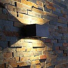 LED12W Außen-Wandlampe,Wandleuchte aus
