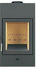LEDA Kachelofen-Einsatz Juwel H1 (6,0 kW) für