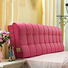 Leder Nacht Soft Paketdoppelbett Nachtkissen-weiches Bett-Kissen Rückenbettdecke für 1.2m Bett oder 1.5m Bett ( farbe : # 12 , größe : 1.5m Bed )