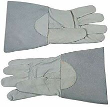 Leder Overgloves - extragroß (11) from Laser