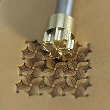 Leder-Stempelwerkzeug, Stanzwerkzeug, Arbeiten,