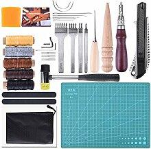 Leder Werkzeuge Set Handwerkzeuge Couture Leder