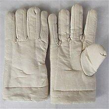 Lederschutzhandschuhe Ofenhandschuhe, aufgefüllte