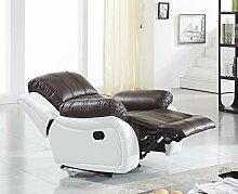 Ledersessel Relaxsessel Kinosessel Fernsehsessel 5129-1-377-W