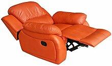 Ledersessel Relaxsessel Kinosessel Fernsehsessel