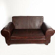 Ledersofa Braun Echtes Leder Couch Sofa Big Braun
