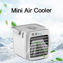 LEDGOO Mini Klimaanlage tragbare Hauptluftkühler