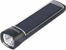 LEDGOO Outdoor Solar Powered Taschenlampe mit 4000