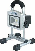 ledino LED-AKKUSTRAHLER10W LED Akku-Standstrahler