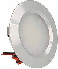 LEDLUX Mini runder LED-Einbaustrahler 3 W AC/DC 12