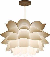 ledmomo Anhänger Lampe Haus Lotus Kronleuchter