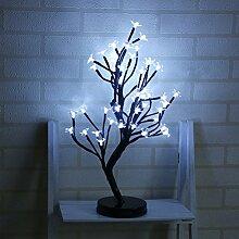 LEDMOMO Baum-Licht, Blüten-Licht-Lampe