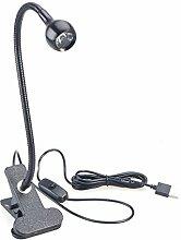 LEDMOMO Clip Lampe Schreibtisch LED Augenschutz