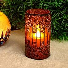 LEDMOMO Led Teelicht Flammenlose Kerze