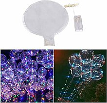 LEDMOMO Leichte LED-Ballons,
