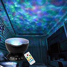 LEDMOMO Ocean Waves Projektor Multicolor