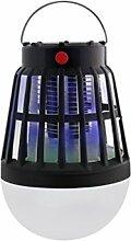 LEDMOMO USB-aufladbare Mückenschutz-Lampe im