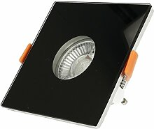 Ledox® Bad Einbaustrahler Ip44 aus Echtglas Lista