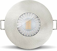 Ledox Led Bad Einbaustrahler Set Ip65 dimmbar