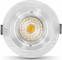 Ledox® Led Einbaustrahler Set inkl. Einbaurahmen