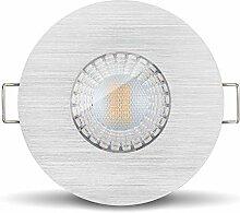 Ledox® Led Feuchtraumstrahler Set Ip65 dimmbar