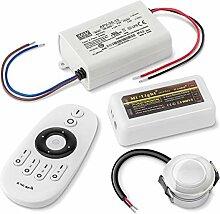 Ledox® Led Mini Einbaustrahler IP44 inkl. Trafo