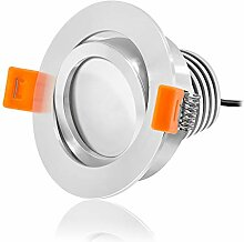 Ledox® Led Premium Einbaustrahler Set dimmbar &