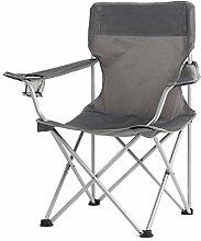 Ledu Outdoor Klappstuhl Camping Stuhl, mit Tasche