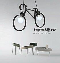 LEDUNI ® Restaurant-Fahrrad-Handwerk Eisen