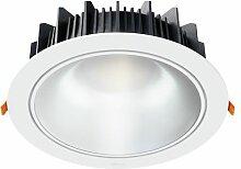 LEDVANCE Downlight XL LED Einbauleuchte Warm