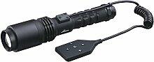 Ledwave ld-70500Power Zoom Taschenlampe Taktik