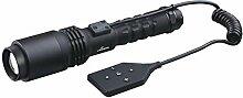 Ledwave ld-70504Power Zoom Taschenlampe Taktik
