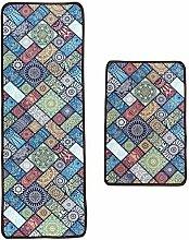 Leebei Küchenteppich Teppiche Fußmatten