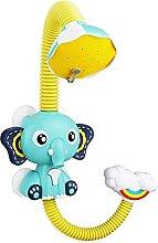 lefeindgdi Kinder-Duschkopf Elefant Sprinkler