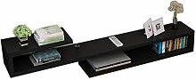 Lefran Tabletttisch Router-Regal Wand Blu-ray