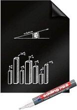 Legamaster Flipchart-Folie Magic-Chart Blackboard