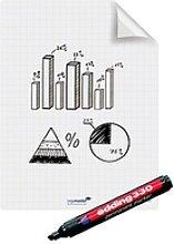 Legamaster Flipchart-Folie Magic-Chart Flipchart