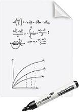 Legamaster Flipchart-Folie Magic-Chart Whiteboard