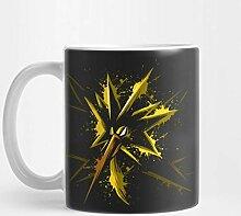 Legendary Instinct 11 Unzen Kaffee-Haferl