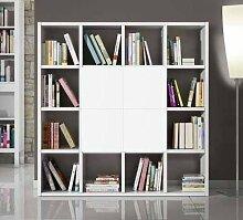 Legno&Design Bücherregal Wand Wohnzimmer