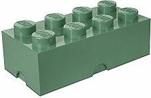 LEGO 4004 Storage Brick 8 Knöpfe, stapelbar