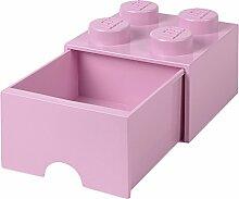 LEGO 4005 Brick 4 Knöpfe, 1 Schublade, stapelbar