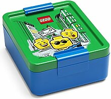 LEGO Brotdose Iconic, Junge, Blau