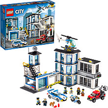 LEGO (R) City Polizeiwache 60141 [Kinderspielzeug]
