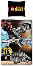 Lego Star Wars Bettwäsche Set 135x200cm +