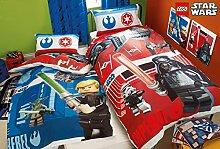 Lego Star Wars Kampf Einzel Bettwäsche